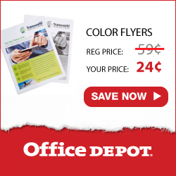Incroyable Check Out The Current Office Depot Deal, Exclusively For St. Pete Chamber  Members!